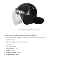 Security and Anti-riot Helmet