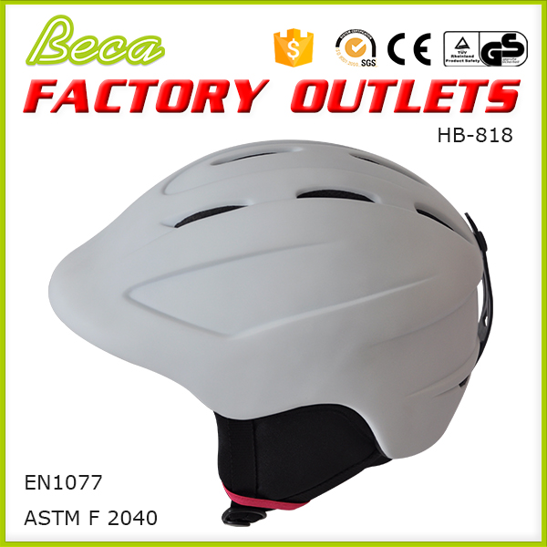Europe standard OEM design Ski helmet with bluetooth function