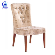 Wholesale Hotel Modern Luxury Stackable Restaurant Dining Chair