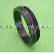 SS304 SS316 Stainless Steel small quantity CNC Machining ring