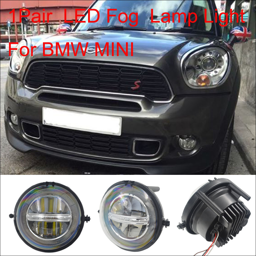 Auto lighting system LED headlight for BMW Mini Body Kits car accessories