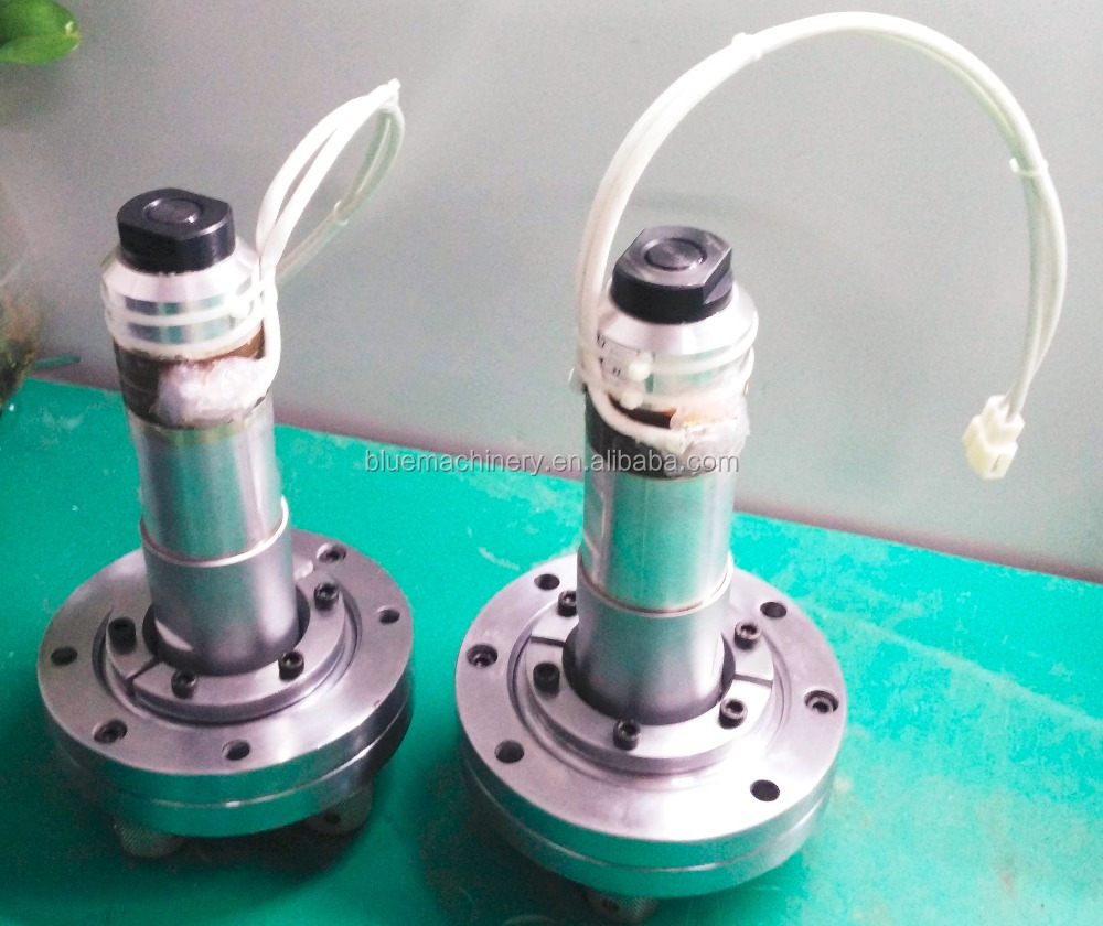 hot sell ultrasonic welding machine transducer