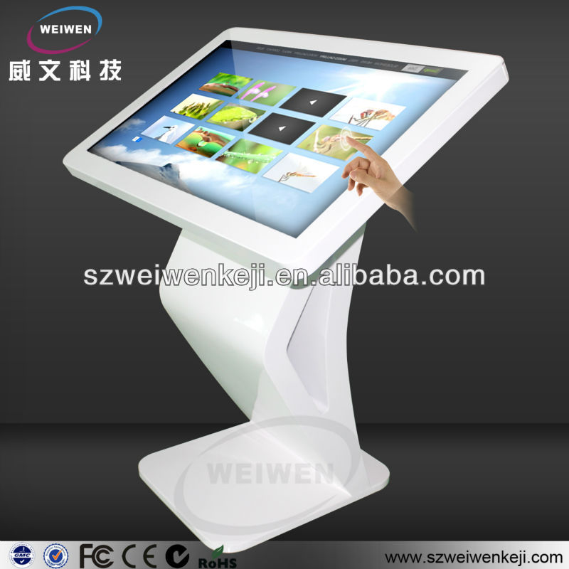 Patented product-32-65'' with samsung tablet digital photo frame all in one pc touch screen multimedia player