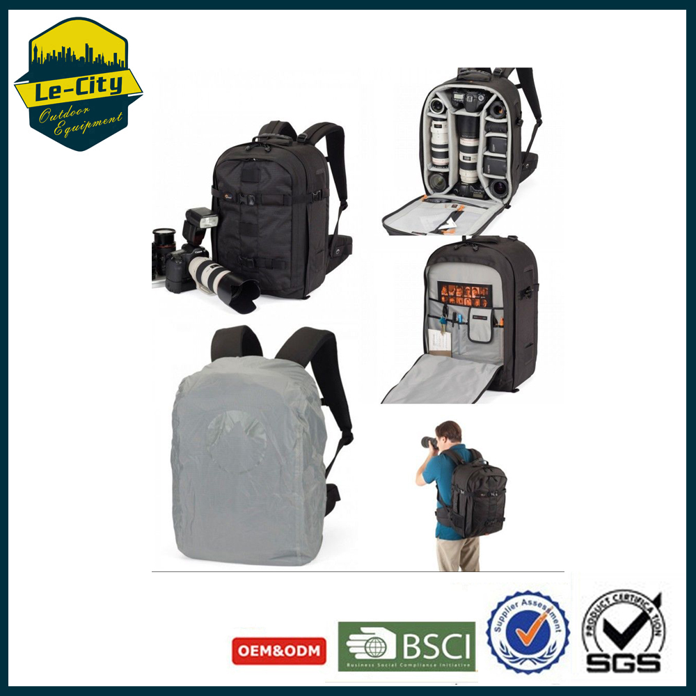 Rain Cover Photo Backpack Laptop Bag Camera Bag Waterproof Camera Bag