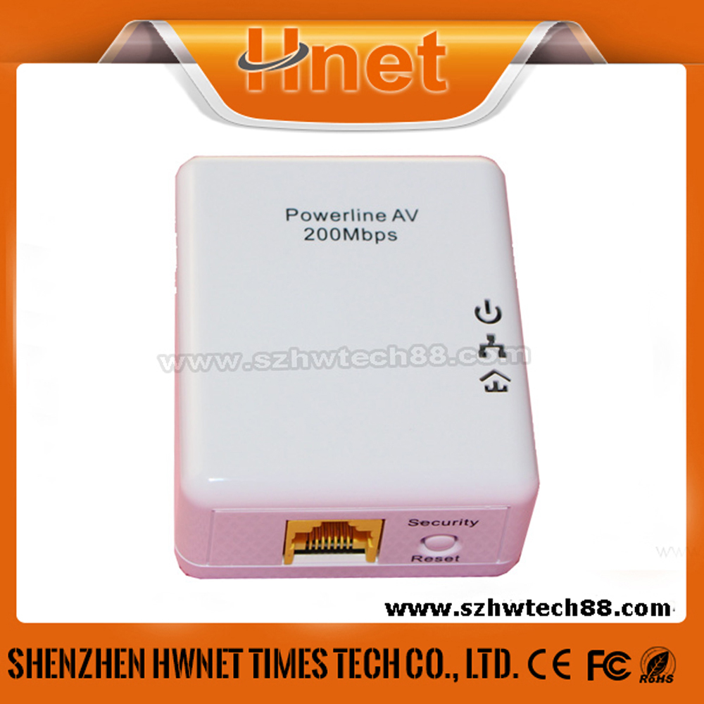Alibaba hot sale communications equipment powerline adapter ethernet for shenzhen communications equipment
