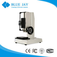 HCS-500 500N manual wheel style universal pull testing machine using in button