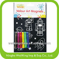 6 color in Velet Art Drawing Set