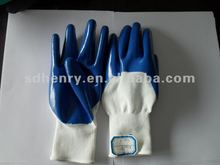 13G nitrile work gloves