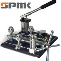 factory supply pneumatic pressure gauge comparator