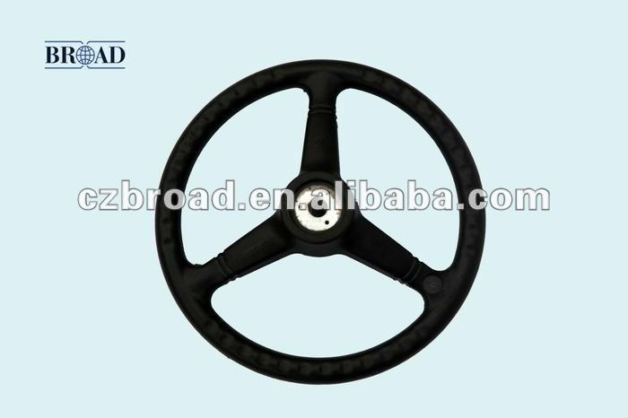 PU Auto Steering Wheel