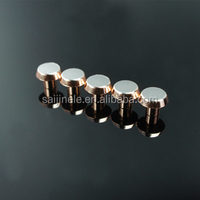 Electrical Rivets 85 Silver 15 Cadmium