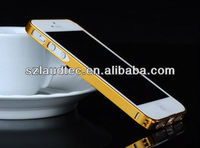 UltraThin Metal Aluminum Luxury Bumper Frame Case for iPhone 5 5G 5S