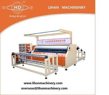 2.6m ultrasonic quilting machine