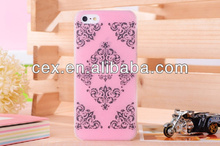 For Apple iPhone 5 5S 2014 New Colorful Semitransparent Matt Hard PC Case Cover