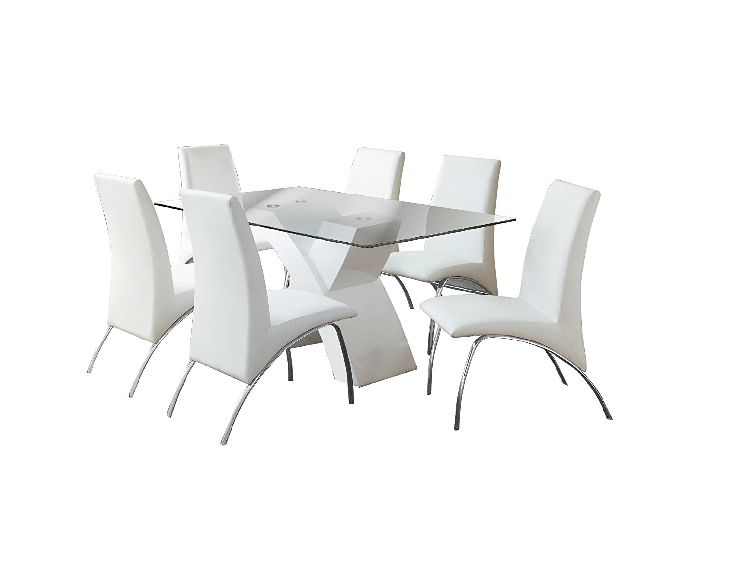 white dining room table designs set luxury