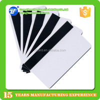 Hico Magnetic Stripe Plastic PVC Inkjet Smart IC Cards For Hotel door lock system