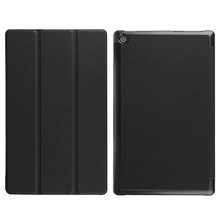 Folio Stand PU Leather Cover Case for Amazon Kindle Fire HD 10 HD10 2017 Protective Skin