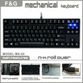 factory price mechanical gaming keyboard with cherry switch