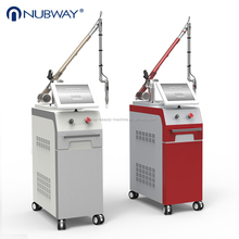 Factory price 1064 nm 532 nm nd yag laser for tattoo removal equipment