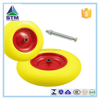 4.00-6-inch Puncture proof Wheelbarrow Tire