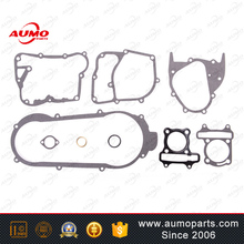 Cheap non-asbestos GY6 125cc complete engine gasket kit motorcycle engine parts