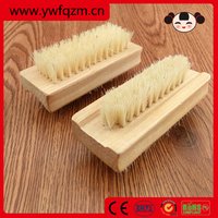 promotionsl wooden nail clean brush