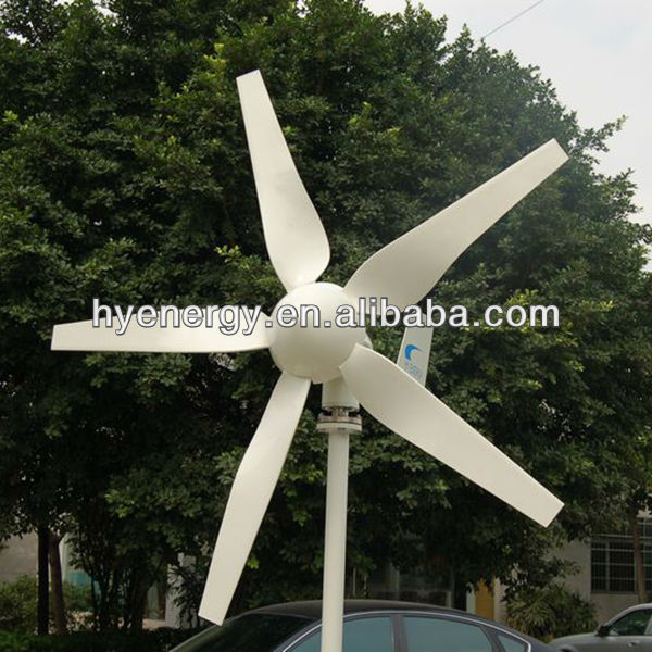1kw small wind turbine wind turbine generator home use