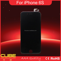 Alibaba express New Arrival for iphone 6s lcd, for iphone 6s lcd touch screen Black