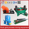 Complete Line Rock Gold Process Mining Equipment