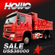 howo for 6X4 bmc truck