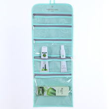 Fabric Wall Over the Door Hanging Storage Pocket Organizer