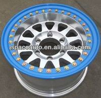 popular style brand alloy wheels for offroad cars