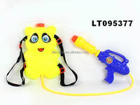 Plastic Water Gun Summer Toys Powerful Water Gun Backpack