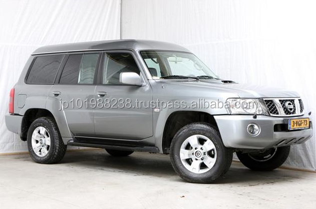 USED CARS - NISSAN PATROL 3.0 DI TURBO SE DOUBLE CAB (LHD 2955)