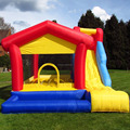 Yellow inflatable bouncer for sale/bounce house for sale