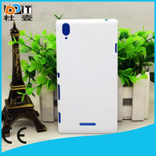 Factory provide low price blank 3D sublimation cover cases for Sony Z3
