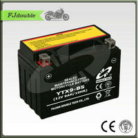 Seald MF traction Motorcycle battery YTX9-BS 12V 9AH