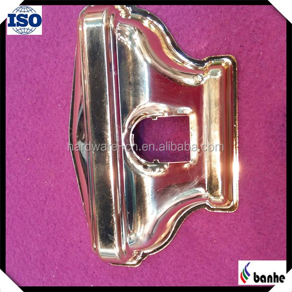 Coating punching steel part for decoration custom presion made