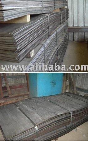 Secondary pickling rolled and hot rolled steel sheet (po)