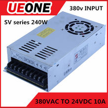 CE ROHS approved 380v input power supply