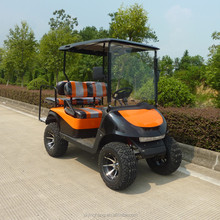 4kw powerful off road electric golf cart with alloy rim/4 seater electric golf cart for sale