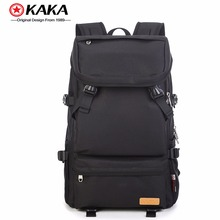 2018 hot sell fashion hiking kaka outdoor travelling laptop waterproof backpack bag for men