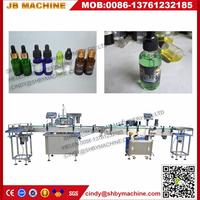 capping packing machine capping packing small vials capping machine