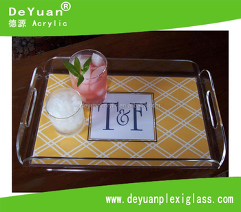 Hotel Welcome Tray/ Hotel Guest Room Tray