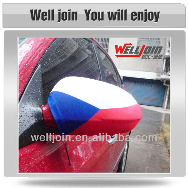 Custom Rearview Mirror Cover, Car Mirror Cover