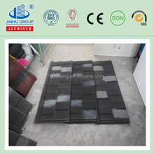 colorful stone coated galvanized steel roof truss,aluminum roof tile building material