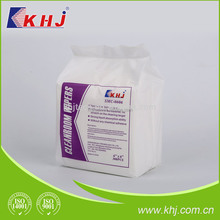 Nonwoven clean paper Polyester Cleanroom industrial clean wiper