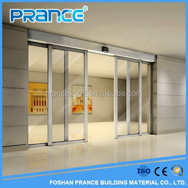 2017 Selling the best quality cost-effective products sliding glass door