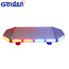 27 Inch Professional Design Low Profile police mini Led Strobe Warning Lightbar