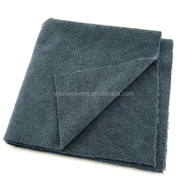 Regular 300GSM Edgeless Microfiber Cleaning Cloth for Auto Vehicle